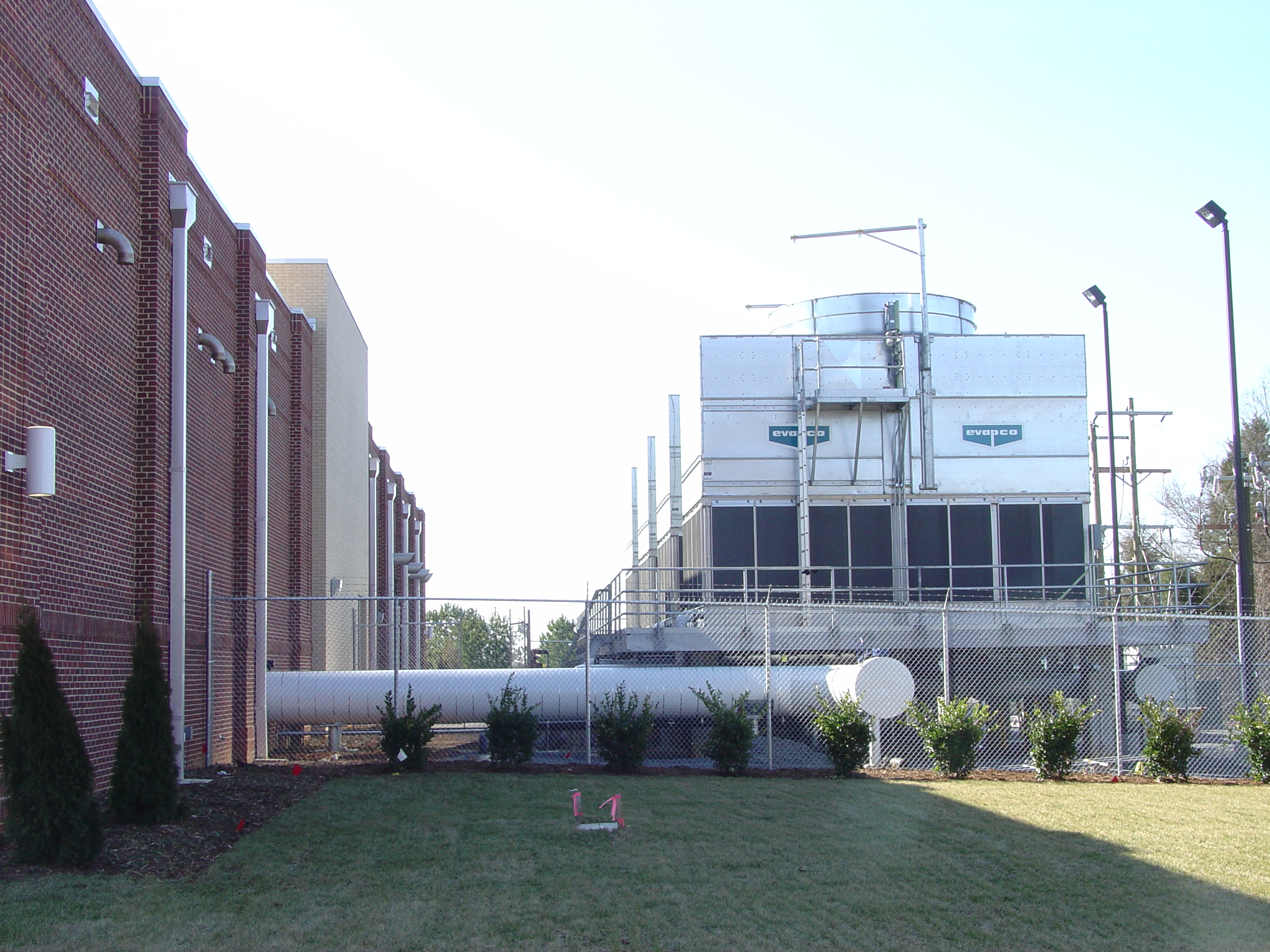 Cmc Pineville Central Energy Plant Adams Electric