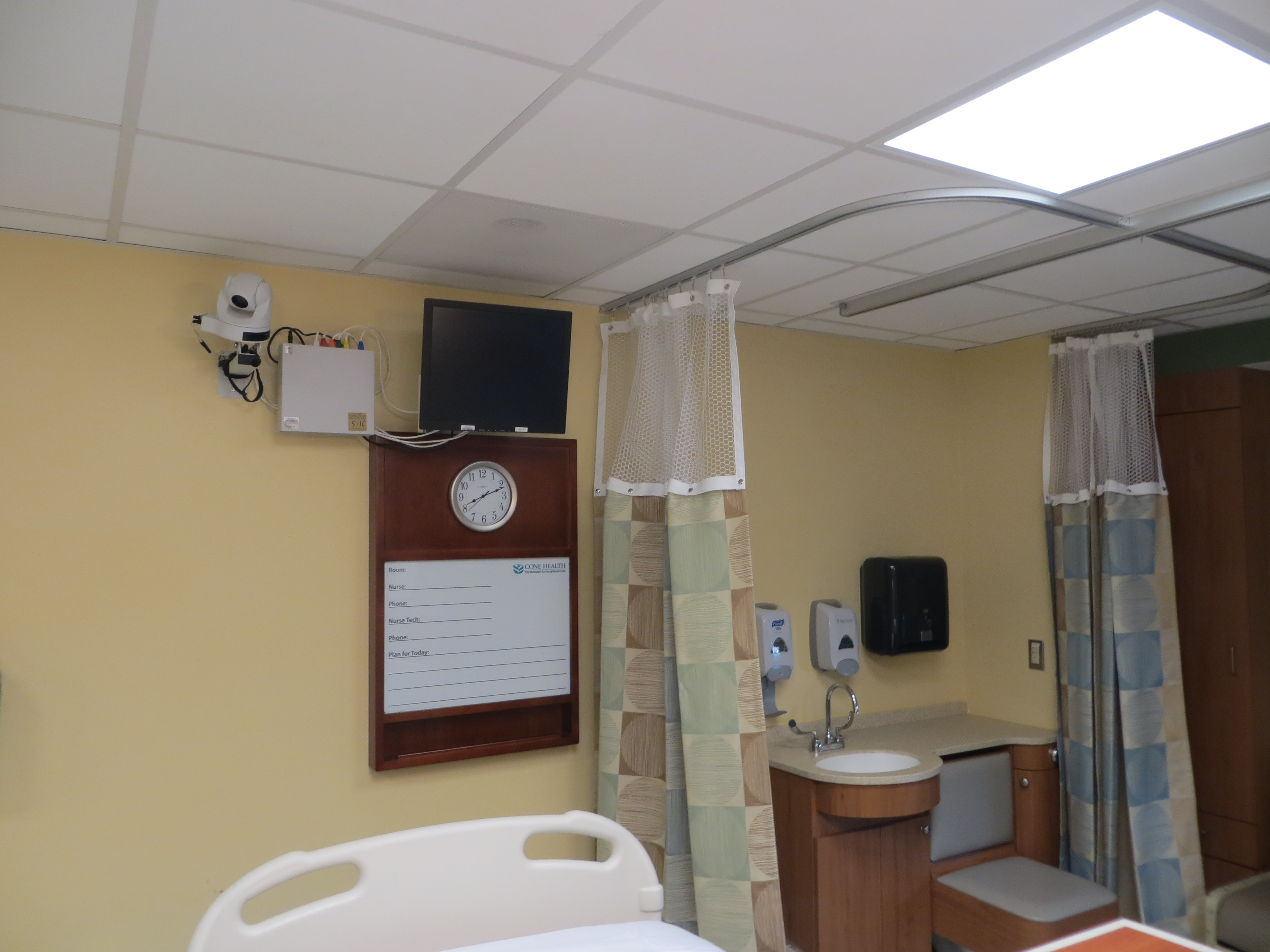 Annie Penn Hospital 2nd And 3rd Floor Icu Renovation