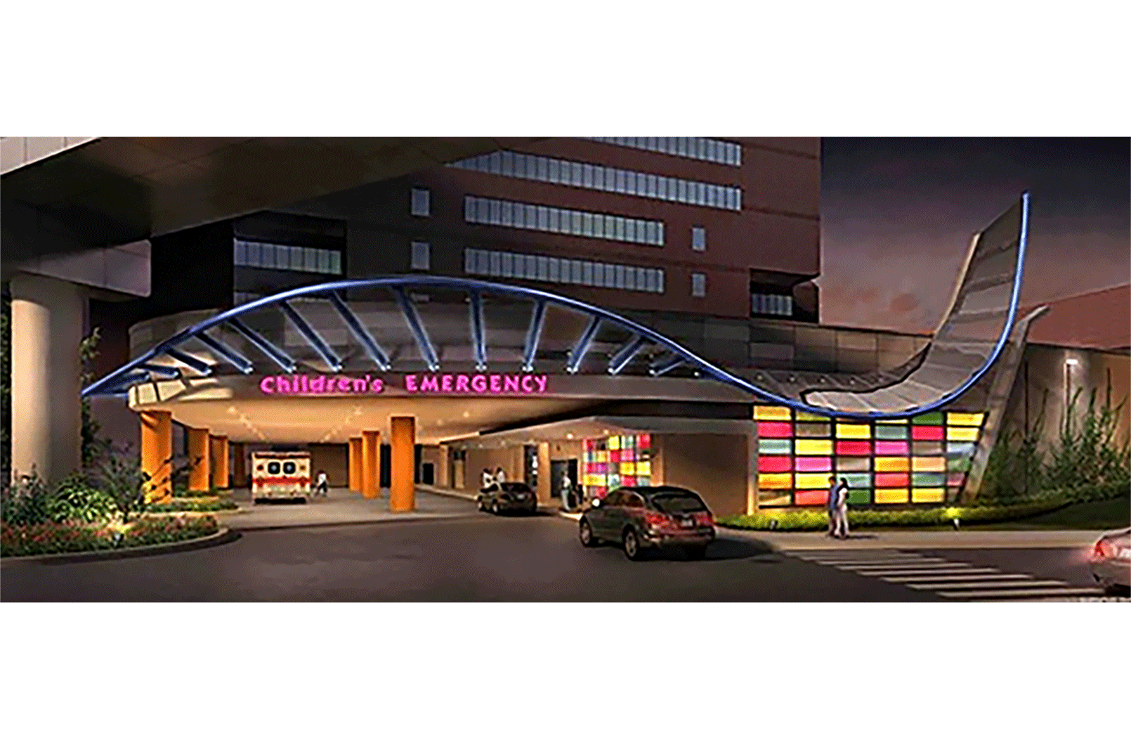 Wake Forest Baptist Medical Center Pediatric Emergency Department ...
