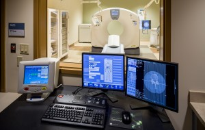 CT Scan Room