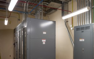 1 of 3 Main Electrical Rooms